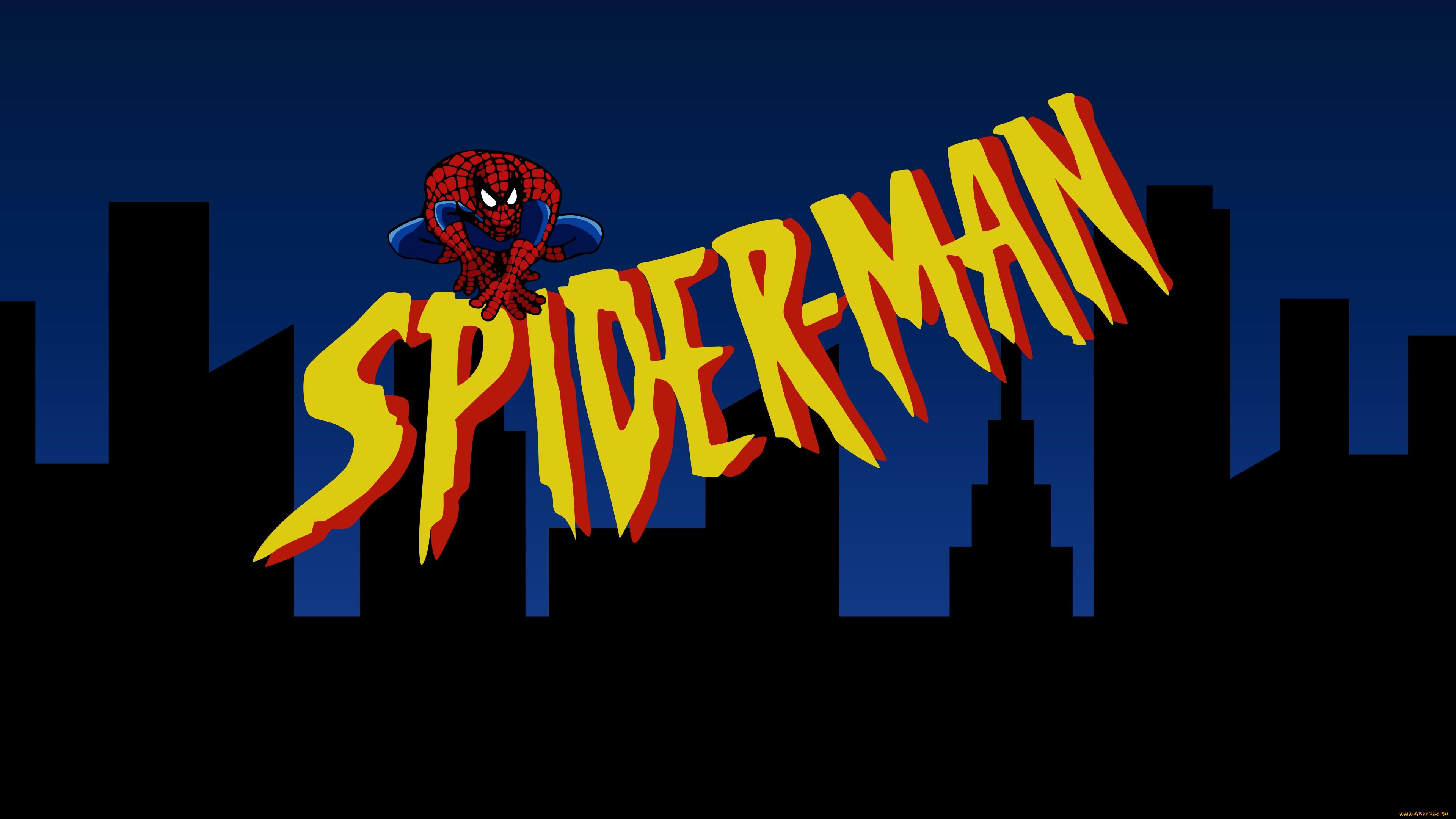 рисованное, комиксы, spider-man